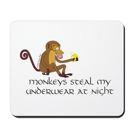 Monkeys Mousepad
