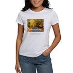 Buddha Road to Truth Quote Women's T-Shirt