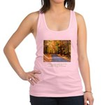 Buddha Road to Truth Quote Racerback Tank Top