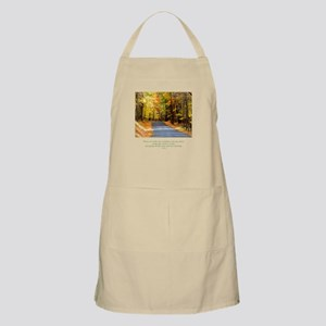 Buddha Road to Truth Quote Apron