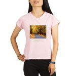 Buddha Road to Truth Quote Performance Dry T-Shirt