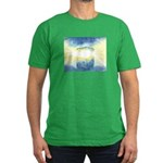 Receive Gifts Natural Quote Men's Fitted T-Shirt (