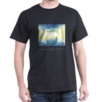 Receive Gifts Natural Quote Dark T-Shirt