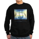 Receive Gifts Natural Quote Sweatshirt (dark)