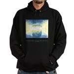 Receive Gifts Natural Quote Hoodie (dark)