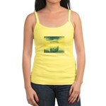 Receive Gifts Natural Quote Jr. Spaghetti Tank