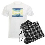 Receive Gifts Natural Quote Men's Light Pajamas