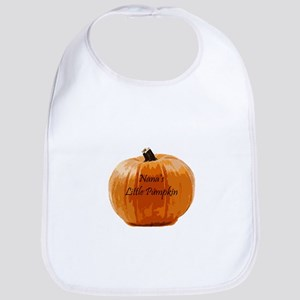 Nana's Little Pumpkin Bib