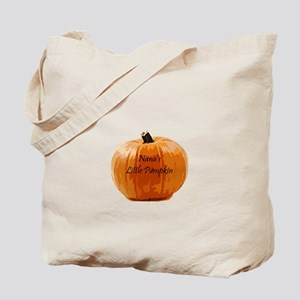 Nana's Little Pumpkin Tote Bag