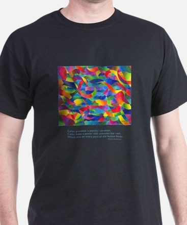 Color Power Quote T-Shirt