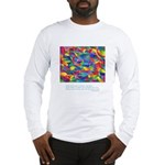 Color Power Quote Long Sleeve T-Shirt