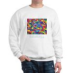 Color Power Quote Sweatshirt