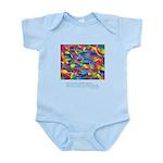 Color Power Quote Infant Bodysuit