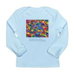 Color Power Quote Long Sleeve Infant T-Shirt