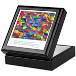 Color Power Quote Keepsake Box