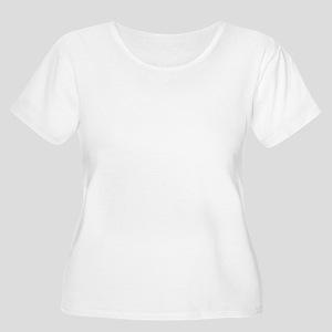 Buller Women's Plus Size Scoop Neck T-Shirt