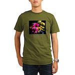 Language of Dreams Quote Organic Men's T-Shirt (da