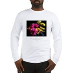 Language of Dreams Quote Long Sleeve T-Shirt
