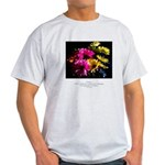 Language of Dreams Quote Light T-Shirt