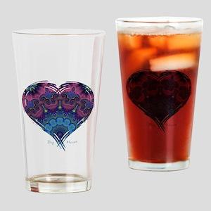Big Heart Daydream Drinking Glass