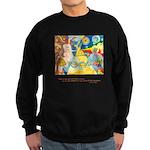 Magical World Quote Sweatshirt (dark)