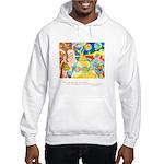 Magical World Quote Hooded Sweatshirt