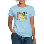 Magical World Quote Women's Light T-Shirt