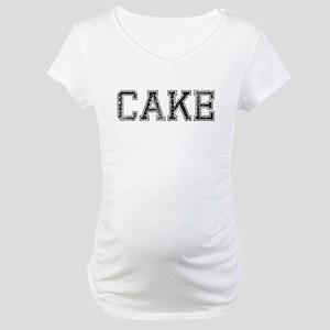 CAKE, Vintage Maternity T-Shirt