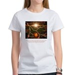 Buddha Candle Quote Women's T-Shirt