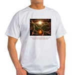 Buddha Candle Quote Light T-Shirt