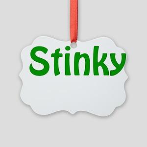 Stinky Picture Ornament