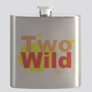 Two Wild Flask