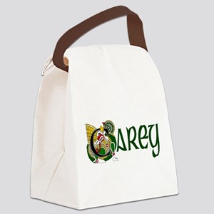 Carey Celtic Dragon Canvas Lunch Bag
