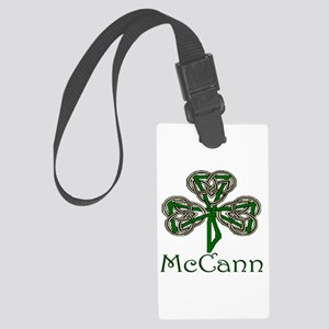 McCann Shamrock Large Luggage Tag