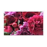 beautiful bouquet Wall Decal