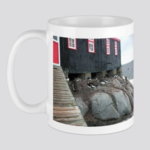 Port Lockroy Mug