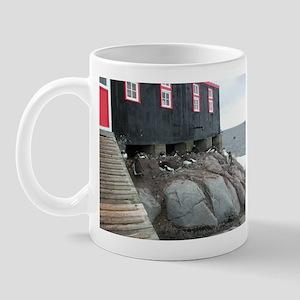 Port Lockroy Mug