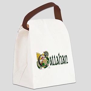 Callahan Celtic Dragon Canvas Lunch Bag