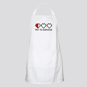 Try to survive Apron