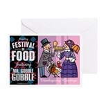 Festival of Food Greeting Card