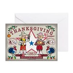 Western Thanksgiving Greeting Cards (Pk of 10)