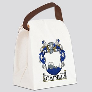 Cahill Coat of Arms Canvas Lunch Bag