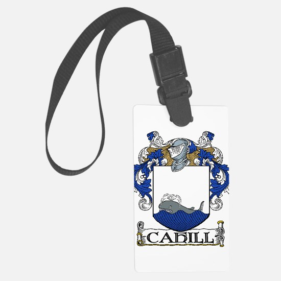 Cahill Coat of Arms Luggage Tag