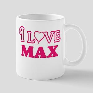 I Love Max Mugs