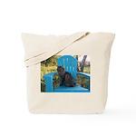 adirondack cat Tote Bag