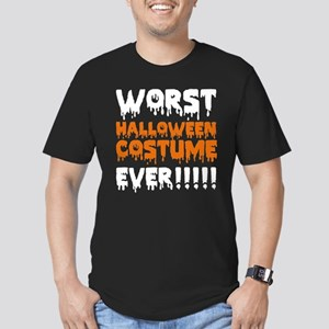 Worst Halloween Costume Ever!!!!! Men's Fitted T-S