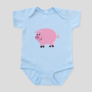 Piggy Infant Bodysuit