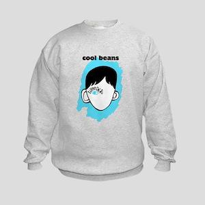 "WONDER ""Cool Beans"" Kids Sweatshirt"