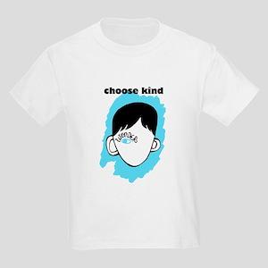 """WONDER """"choose kind"""" Kids Light T-Shirt"""