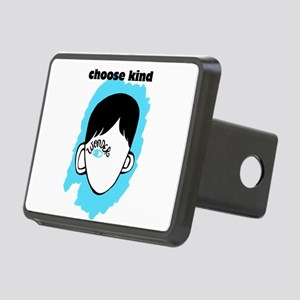 "WONDER ""choose kind"" Rectangular Hitch Cover"